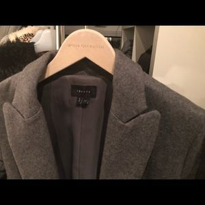 Theory Wool/Cashmere Coat